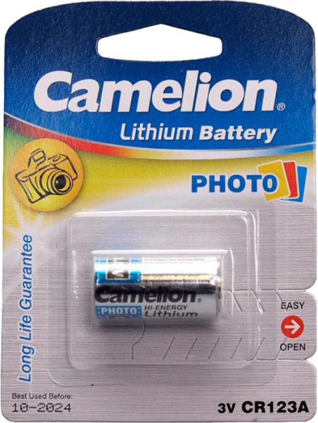 SimbaTEC Camelion Photo-Batterie