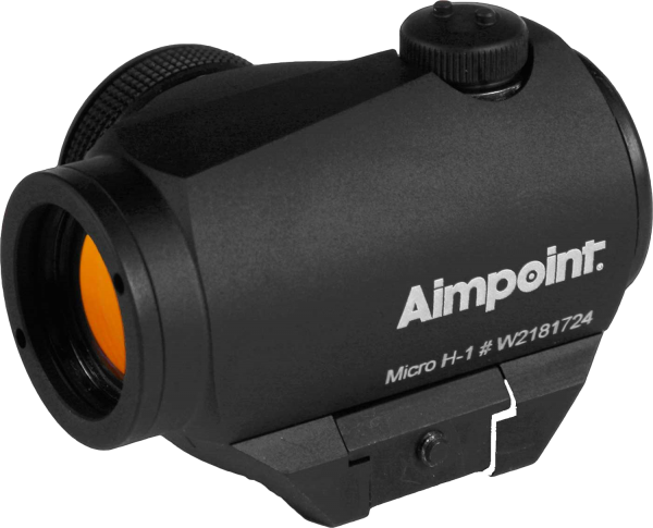 Aimpoint® Micro H1 (Weaver / Picatinny)